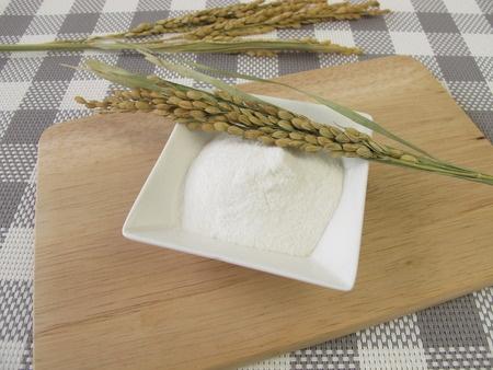 škrob z rýže