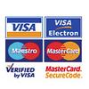 Přijímáme platby kartou