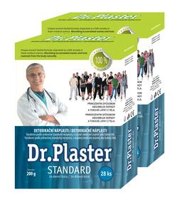 15 důvodů, proč koupit detoxikační náplasti Dr.Plaster